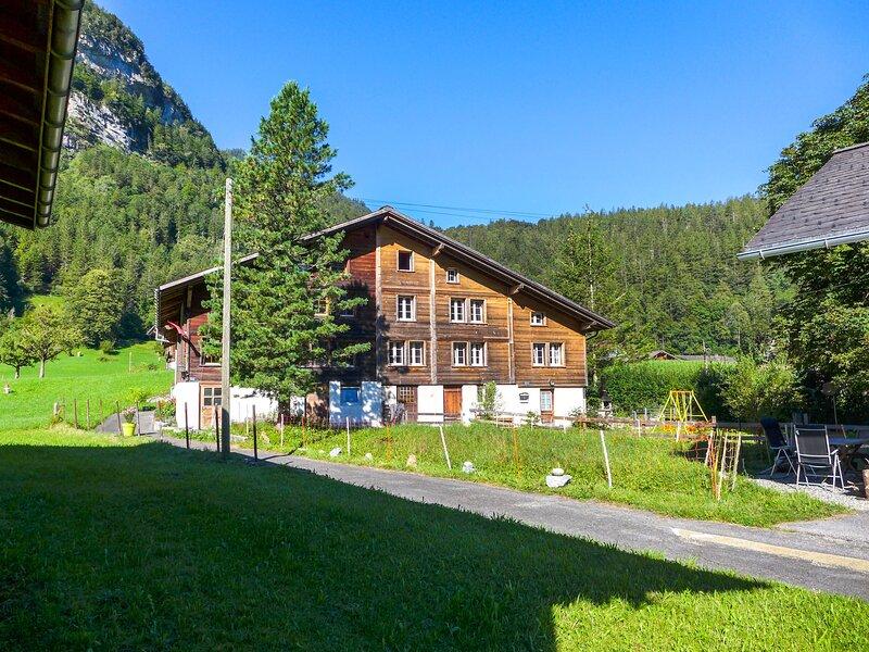 Chalet Wychel 8B, holiday rental in Innertkirchen