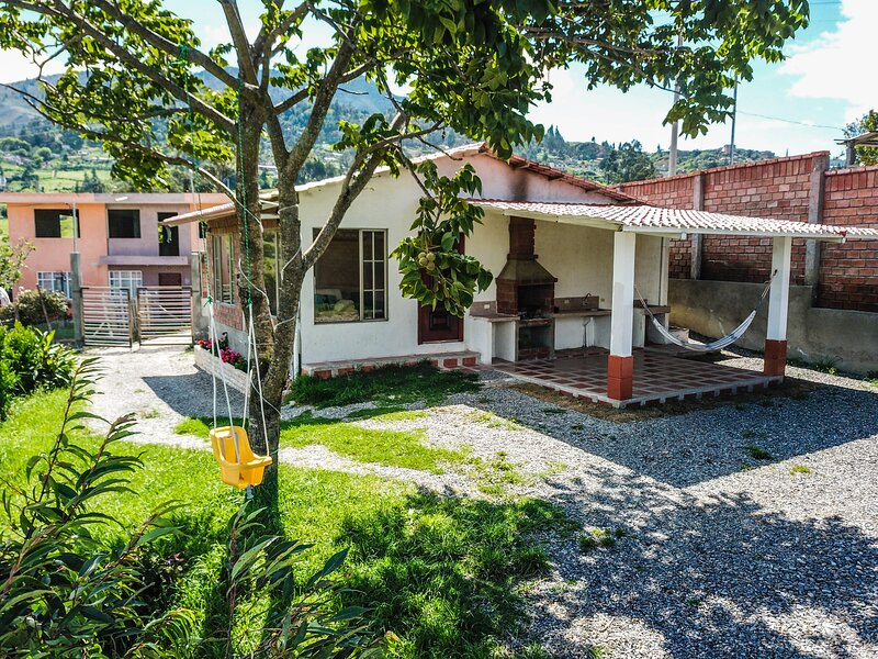 El Vendaval - Casa de campo en Loja, holiday rental in Loja Province