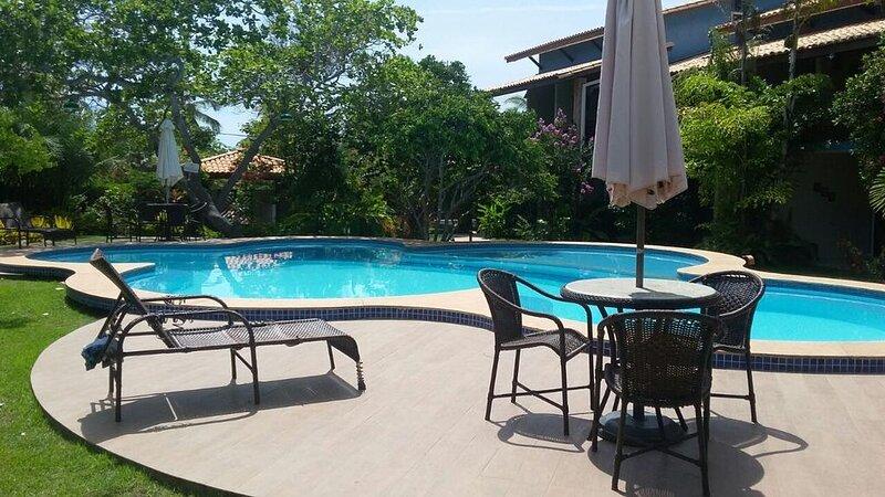 Imbassai - Apartamento completo em Cond. Fechado, holiday rental in Imbassai