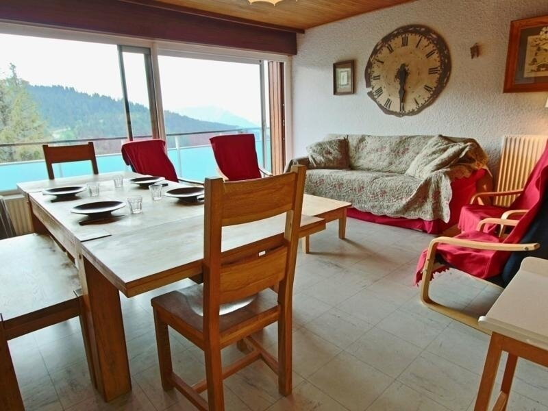 appartement 3 pièces rénové, spacieux, trés belle vue., alquiler de vacaciones en Saint-Martin-d'Uriage