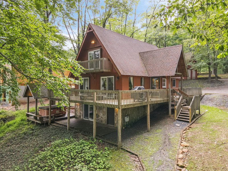 Marsh Hill Chalet, vacation rental in McHenry