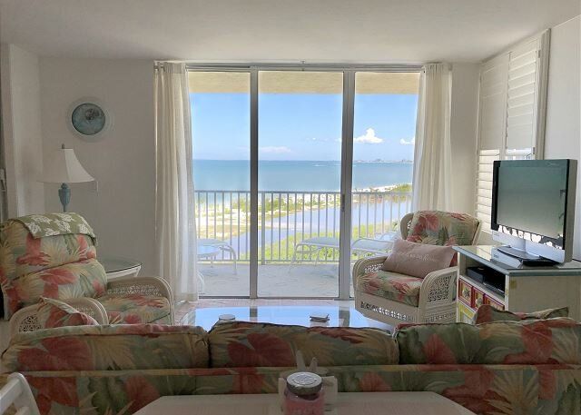 Estero Beach & Tennis Club #705B, holiday rental in Fort Myers Beach