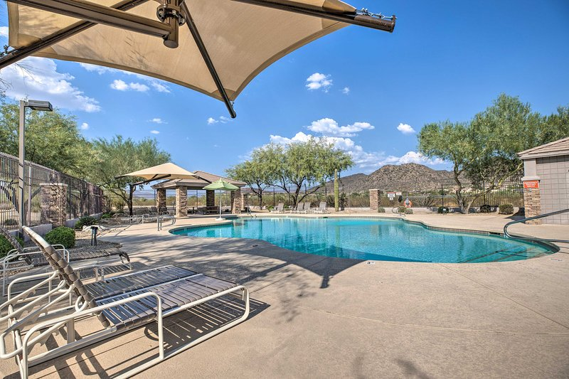 NEW! Phoenix Haven w/ Pool, Walk to Tramonto Park, vacation rental in Anthem