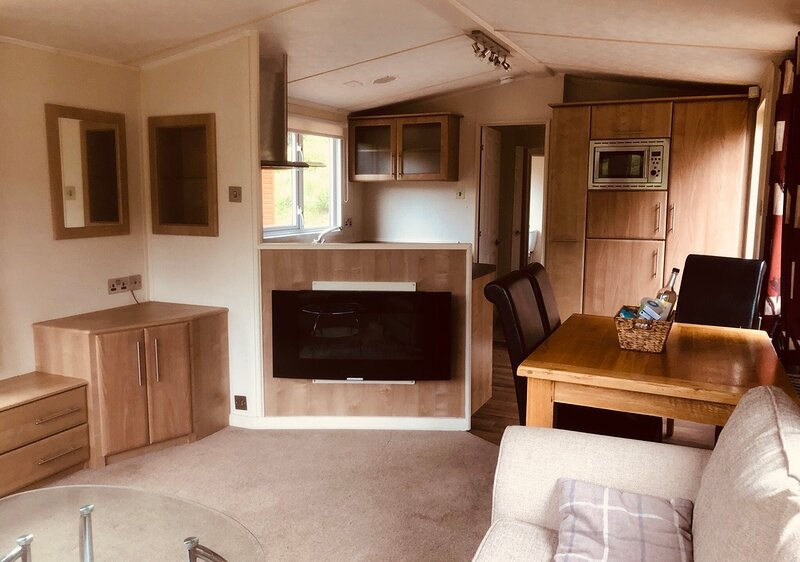 Exe Valley Lodge, holiday rental in Oakford