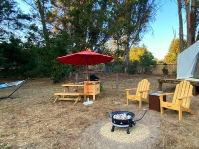 Tentrr Signature Site - The Lily Pad in Sonoma Wine Country, holiday rental in Sebastopol