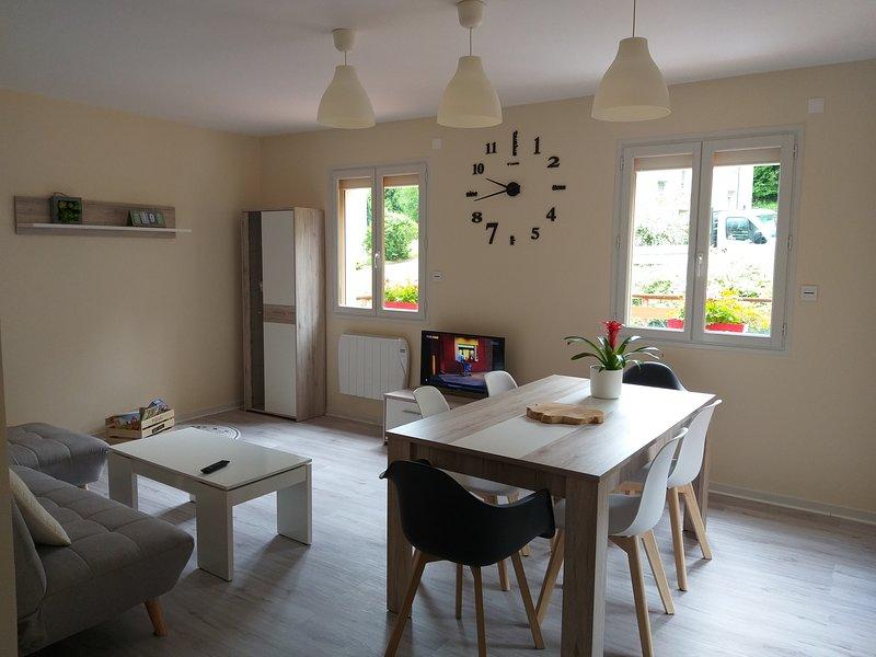 Appart'Hotel Bellegarde Sur Valserine, holiday rental in Le Poizat