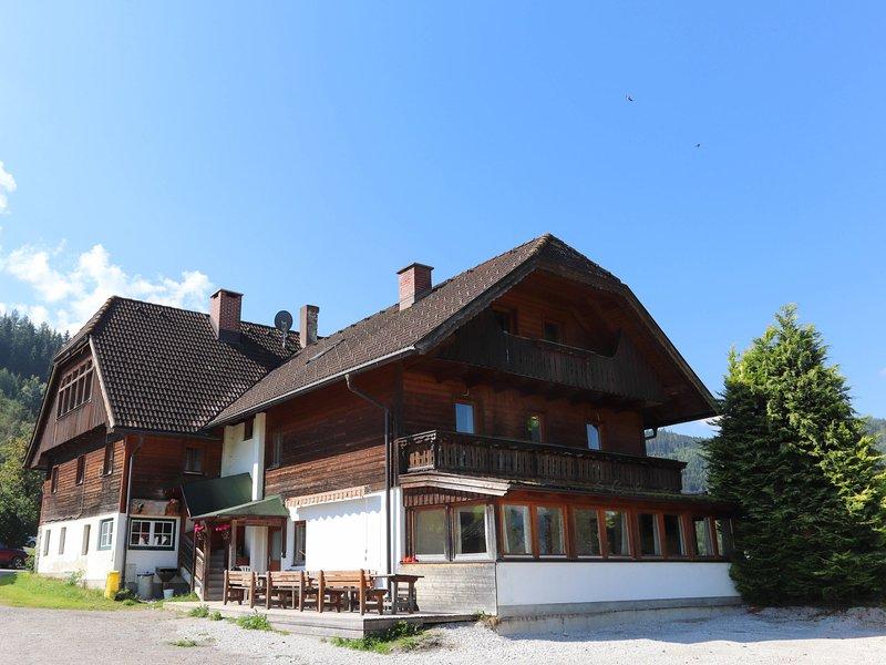 Stoderzinken, holiday rental in Weissenbach