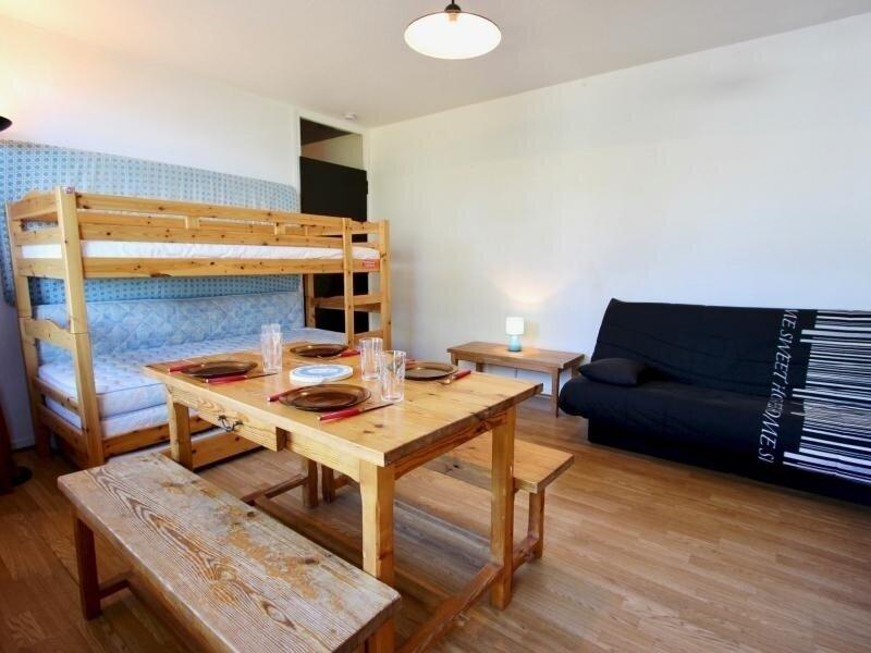 Joli studio 3 places proche pistes et commerce, alquiler de vacaciones en Saint-Martin-d'Uriage
