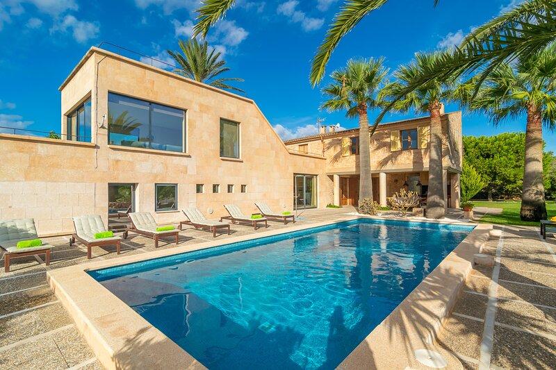 FINCA PALMERA - Villa for 8 people in ses Salines, casa vacanza a Ses Salines