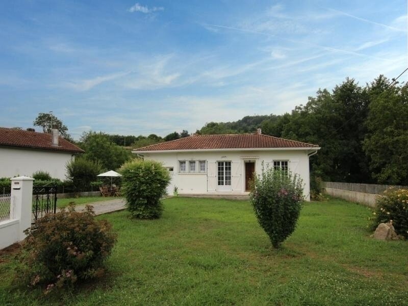 Location Gîte Uhart-Cize, 3 pièces, 4 personnes, holiday rental in Ascarat