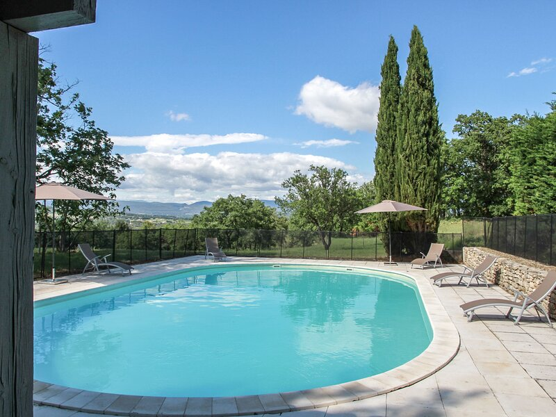 Les Meuniers, holiday rental in Buoux