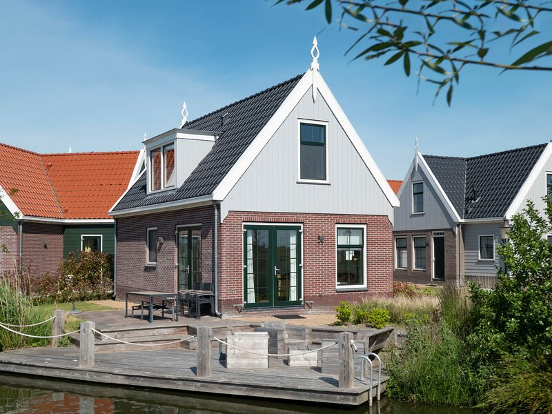 EuroParcs Poort van Amsterdam, alquiler vacacional en Edam