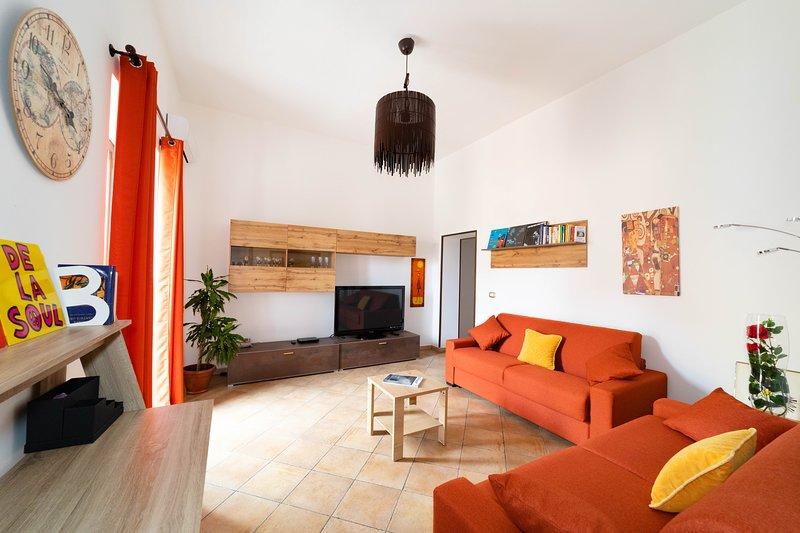 Archimedes House, Ferienwohnung in Isola di Ortigia