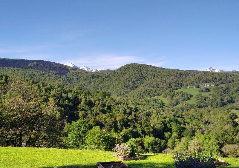 Pyrénées-Gîte de Pleine Nature (2/3pers) et Atelier de Méditation, location de vacances à La Barthe-de-Neste