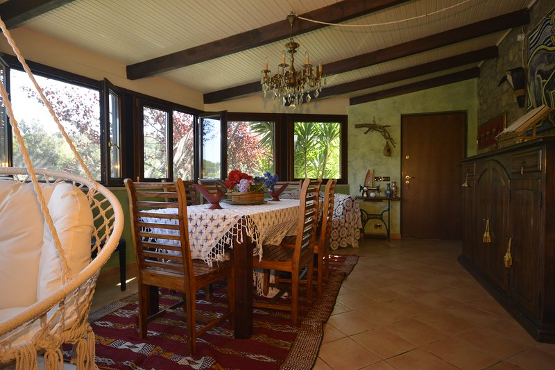 La Casa Nel Bosco, holiday rental in Torre del Mare