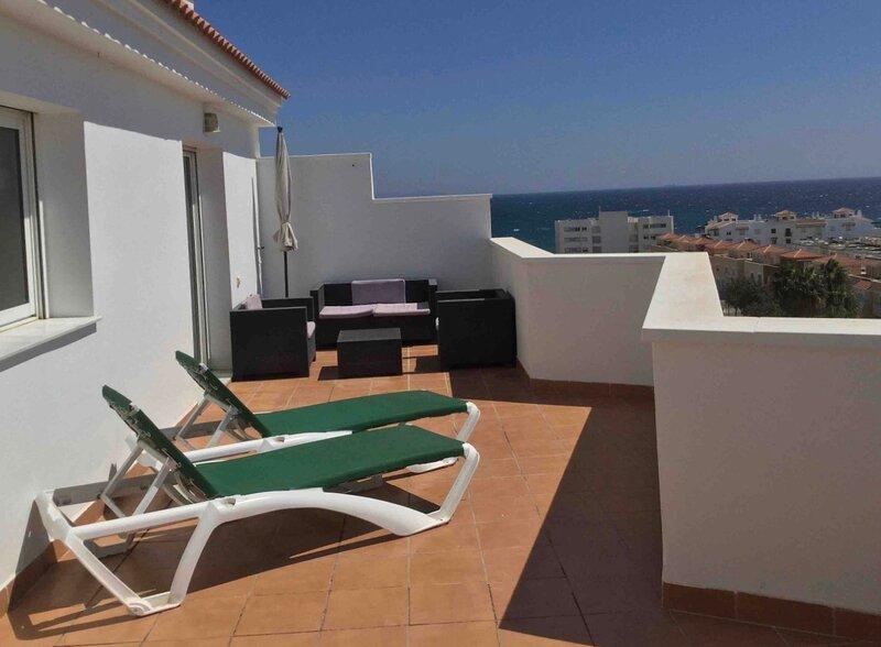 PENTHOUSE PLAYA,Terrasse 70M2, Wifi,TV Sat, Ferienwohnung in Roquetas de Mar