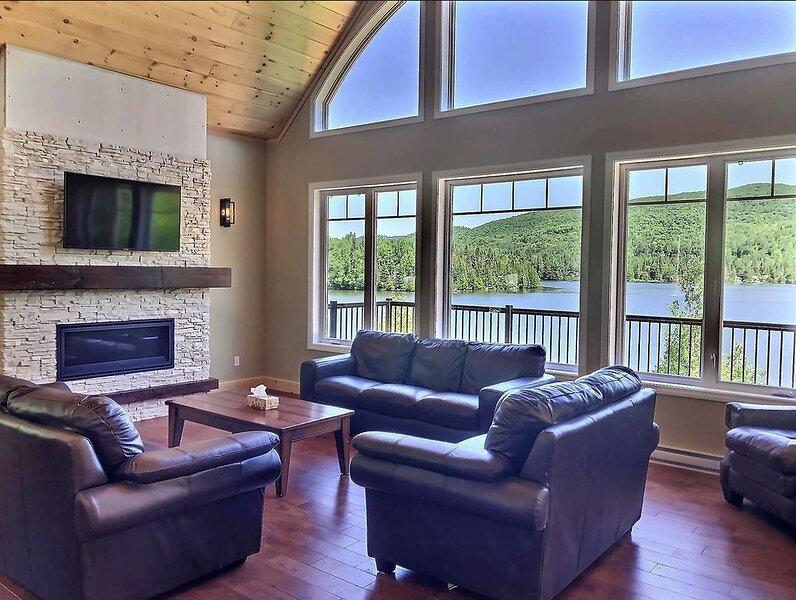 Cedar Point - (215645), vacation rental in Val-des-Lacs