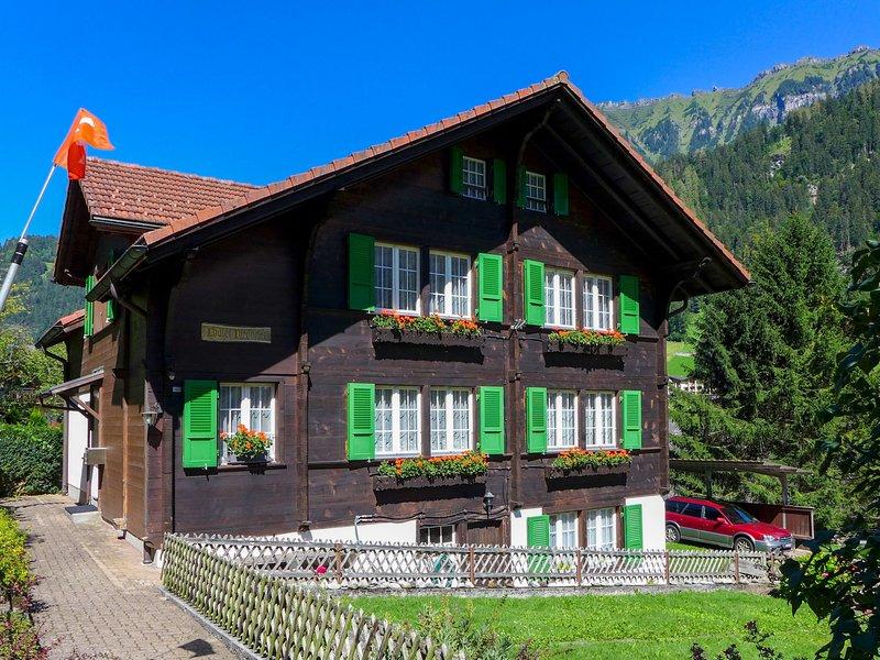 Pironnet, holiday rental in Lauterbrunnen
