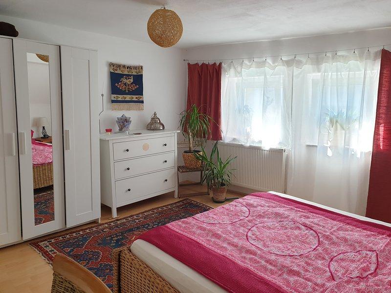 Unser Obervolkacher Ferienhaus-einfach gemütlich!, holiday rental in Volkach