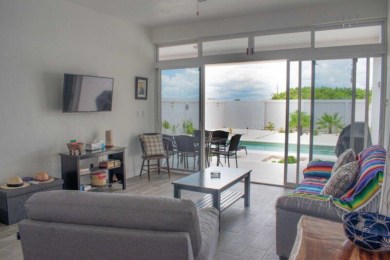 Beautiful brand new Beach house!, holiday rental in Sisal