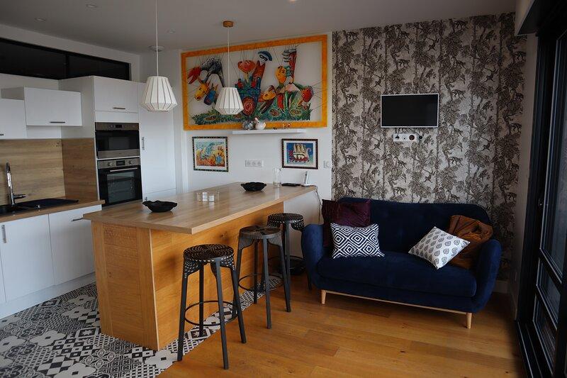 El Alebrije: meublé de tourisme 4*, vacation rental in Le Mans City