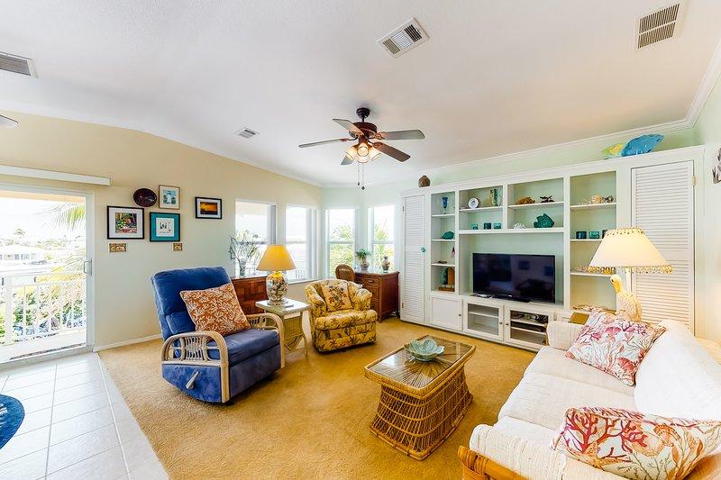 Dog-friendly resort community home w/ shared pool, hot tub, & tennis court!, vacation rental in Summerland Key