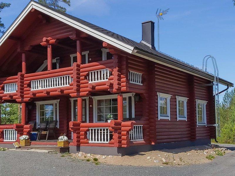 Harjurinne, holiday rental in Reisjarvi