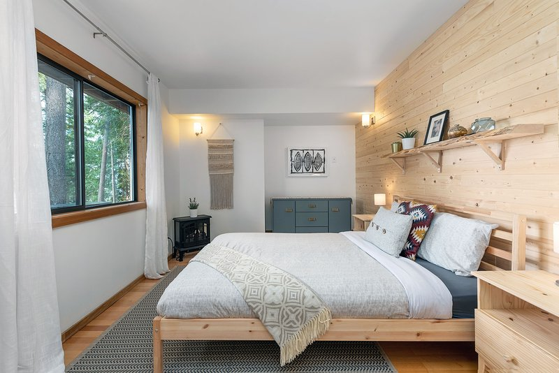 The Sanctuary: Forest Suite, vakantiewoning in Ganges