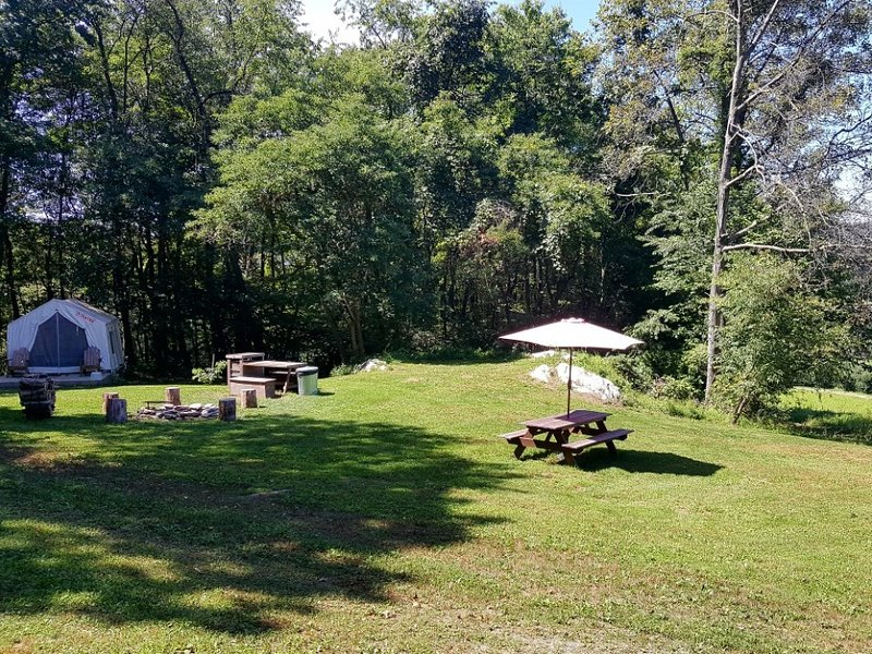 Tentrr Signature Site - Liberty Hill Camp, holiday rental in Biglerville