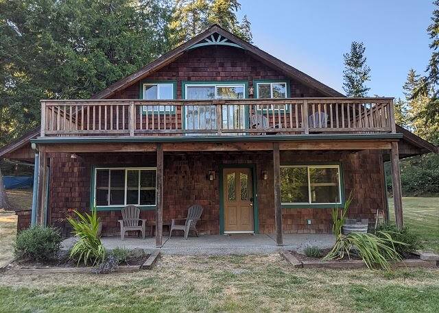 223 - The C.C. Ranch, holiday rental in Freeland