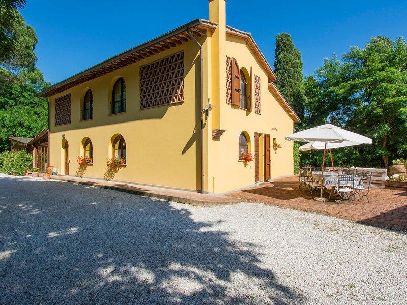 The Gora – semesterbostad i Montopoli in Val d'Arno