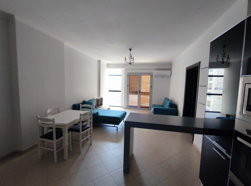 Premium luxury seaview suite 108 m2 at the sea promenade and beach, vacation rental in Vlore
