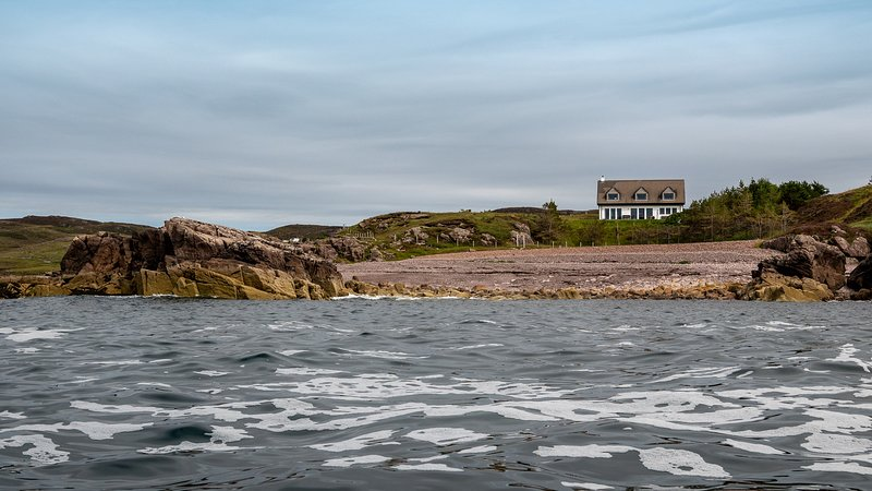 Shore Croft, holiday rental in Aultbea