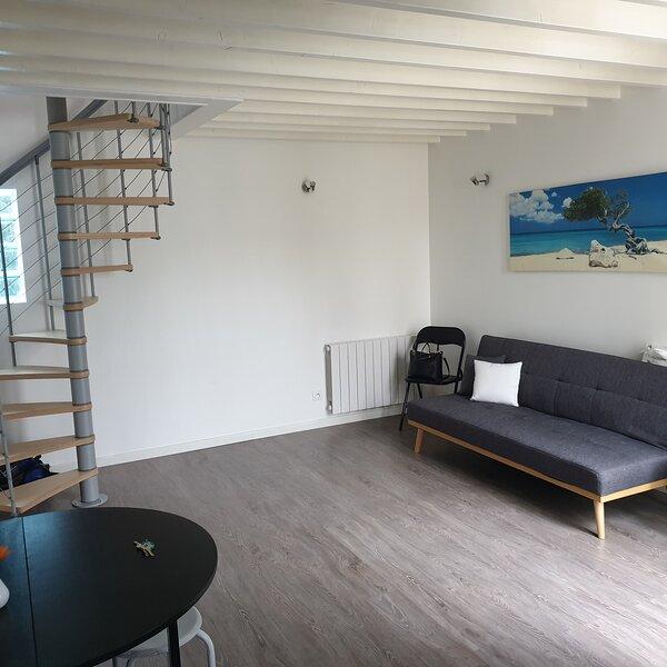 Maison de charme neuf, holiday rental in Rueil-Malmaison