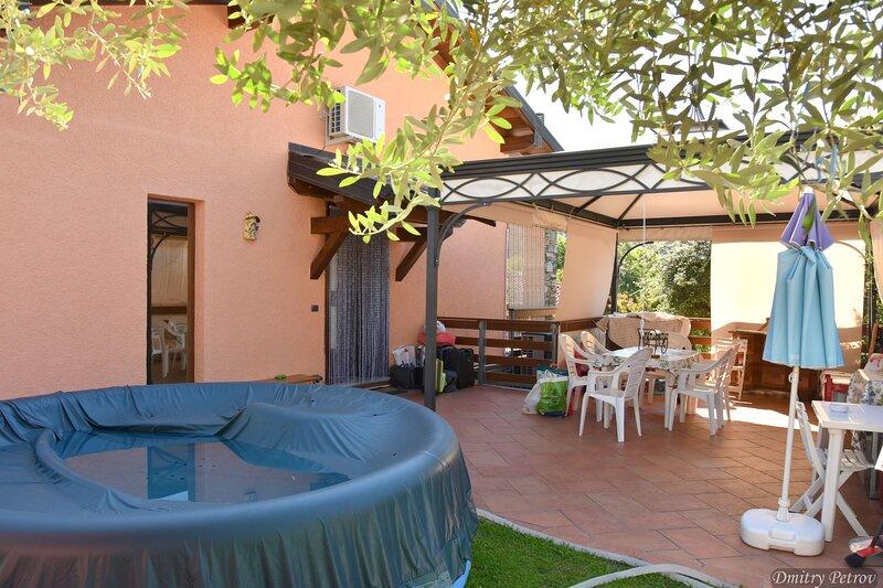 Villa Giulia, vacation rental in Miglieglia