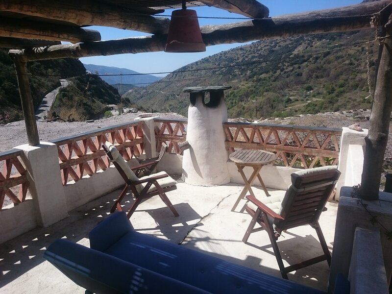 Casita Tradicional Alpujarreña, vacation rental in Bubion