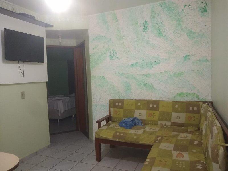 Apartamento Taperapuan Praia Village, vacation rental in Santa Cruz Cabralia