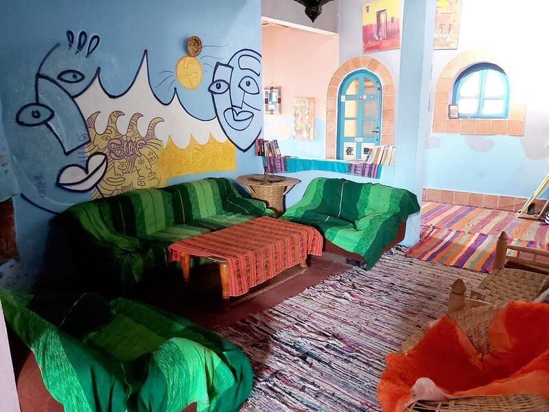 surf house Maroc, aluguéis de temporada em Sidi Kaouki