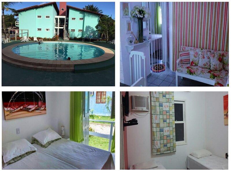 Lindo apartamento em Porto Seguro, vacation rental in Santa Cruz Cabralia