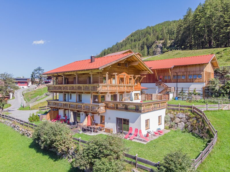 s´ HimmelReich, holiday rental in Oberlangenfeld