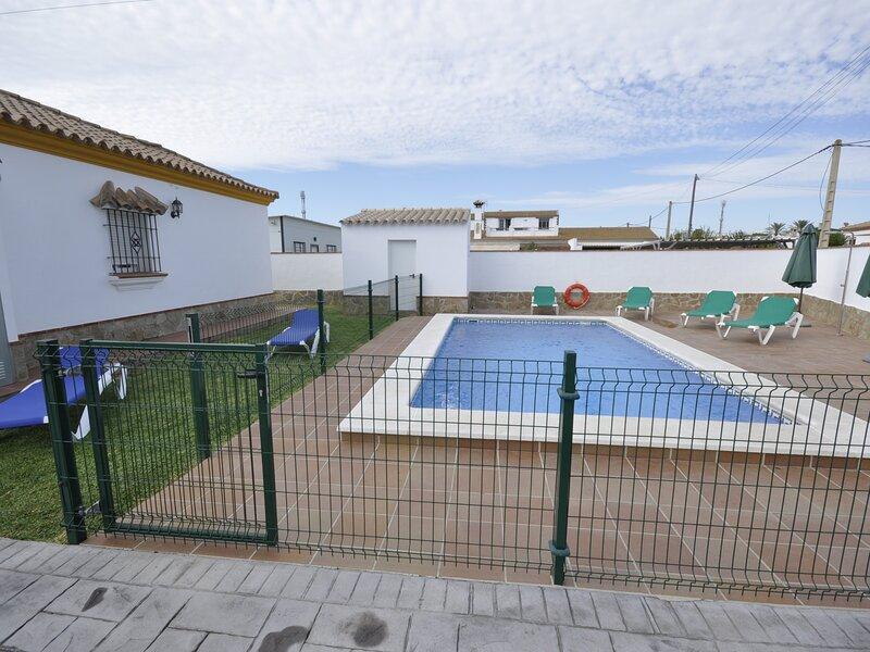 Villa with private pool Colorado, holiday rental in Barrio Nuevo
