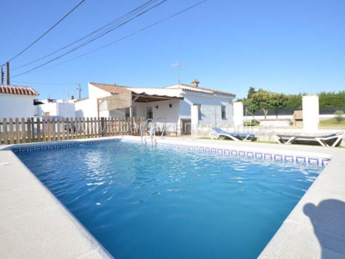 Villa with private pool Colorado 2, holiday rental in Barrio Nuevo