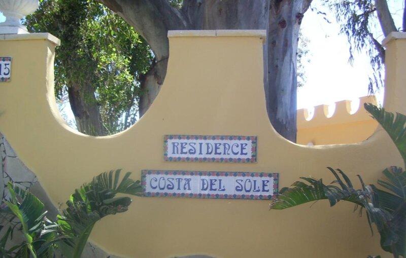 Residence Costa del Sole appartamento 50m dalla spiaggia di sabbia del litorale, holiday rental in Villaggio San Leonardo