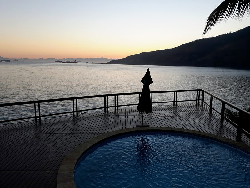 rio -angra dos reis -portogalo- linda residencia, casa vacanza a Angra Dos Reis