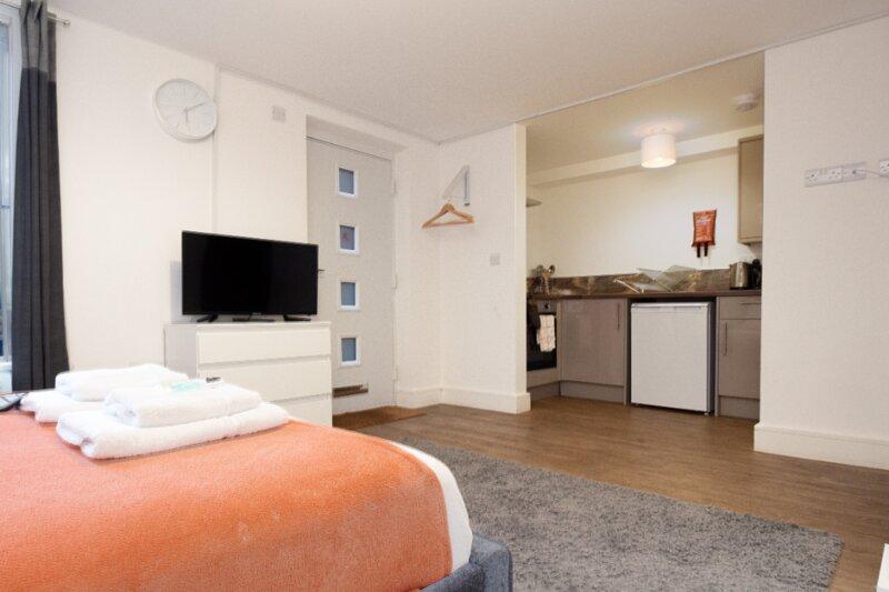 SAV Apartments Leicester - Studio Regent Road (Flat 7), vacation rental in Church Langton
