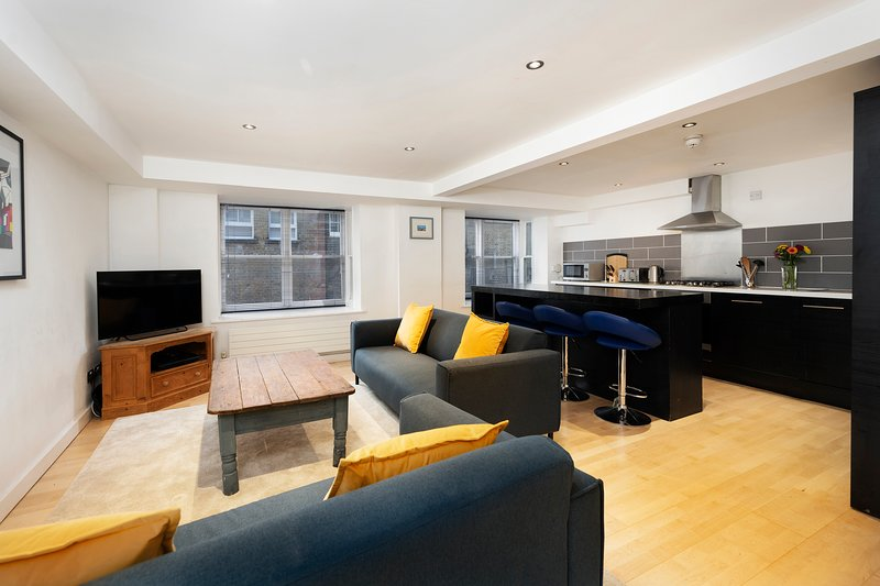 Trafalgar House Apartment One - Central Brighton, location de vacances à Brighton and Hove