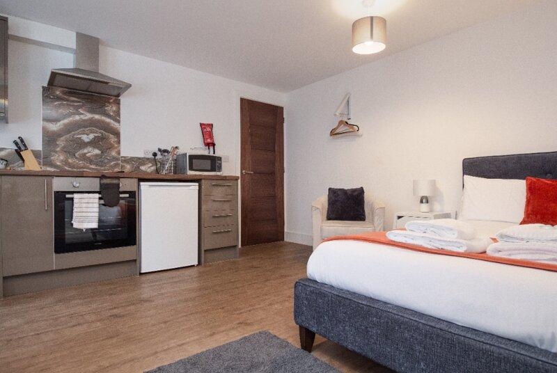 SAV Apart Leicester - Luxury Studio Regent Road (Flat 8), vacation rental in Church Langton