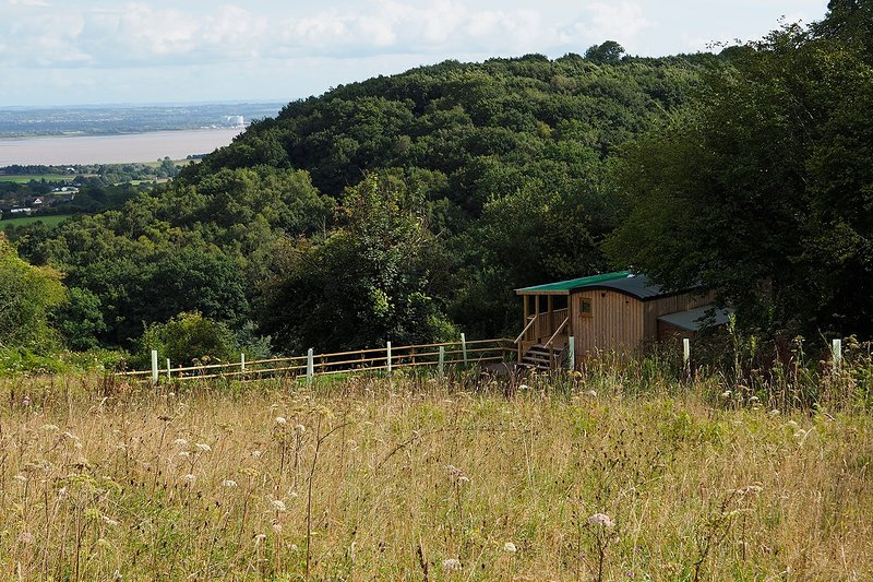 Resilient Woodlands Retreat - Woodsman's Cabin, holiday rental in Llandogo