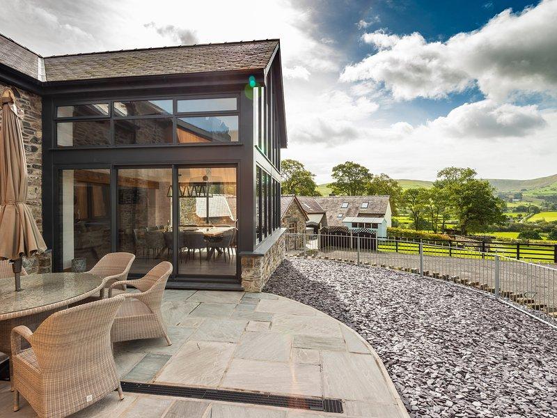 Granar, Llangwm, holiday rental in Maerdy