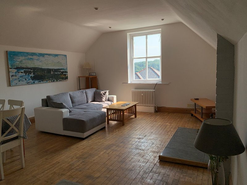 Fabulous loft apartment in the Peak District, holiday rental in Quarnford